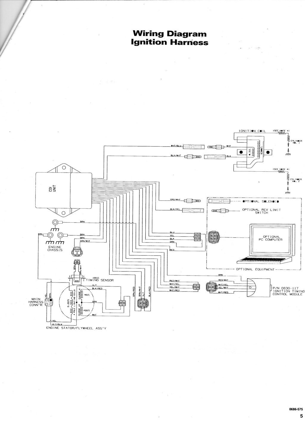1990 arctic cat wiring diagram