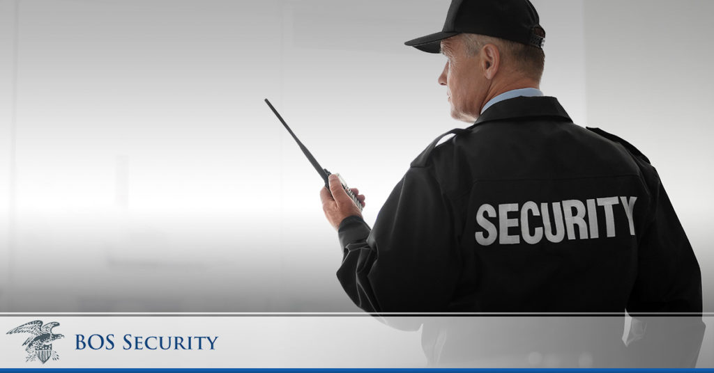 Qualifications Armed Security Officer