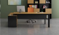 20 Modern and Stylish Office Table Designs with Photos