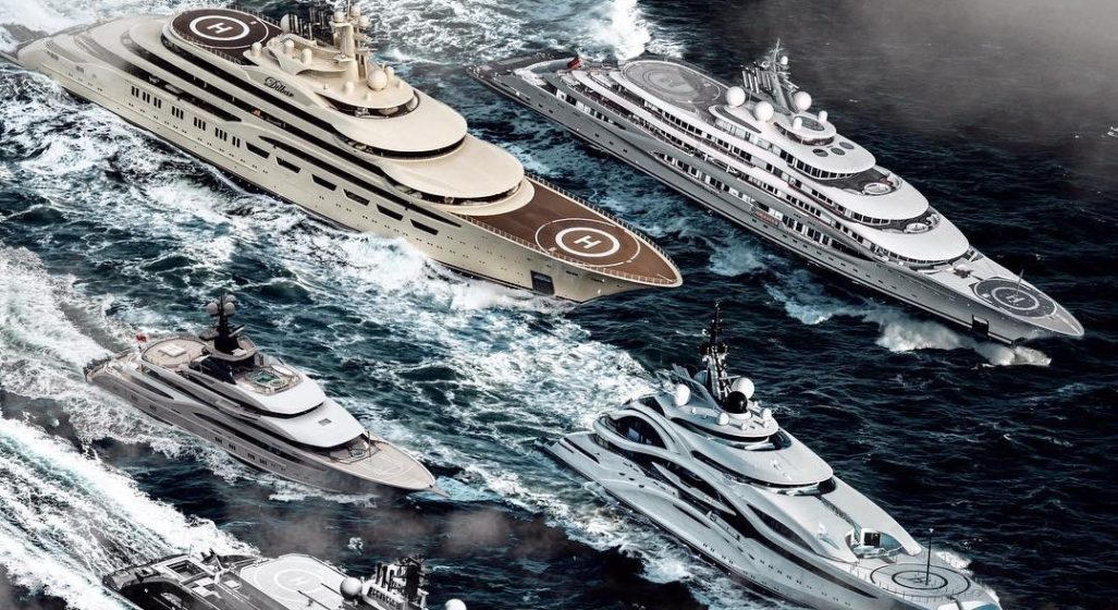 How Much It'll Cost You To Own The Largest Superyachts In The World