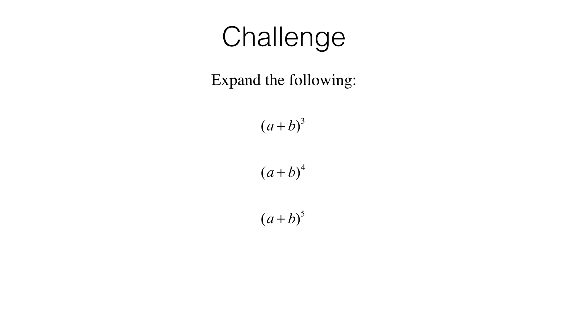 A4d Multiplying Two Or More Brackets Bossmaths