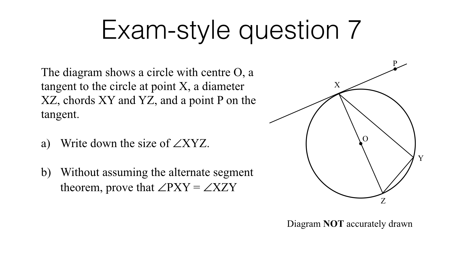 Arcs Of A Circle Worksheet