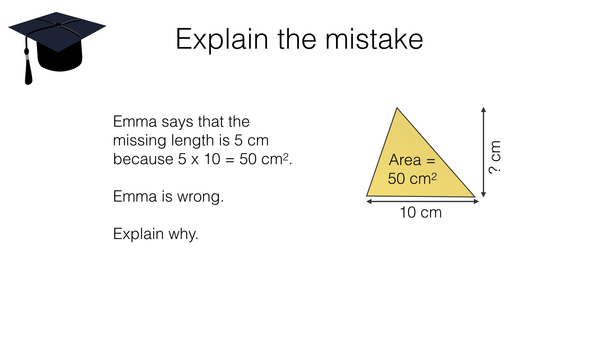G16c Area Of A Triangle Bossmaths