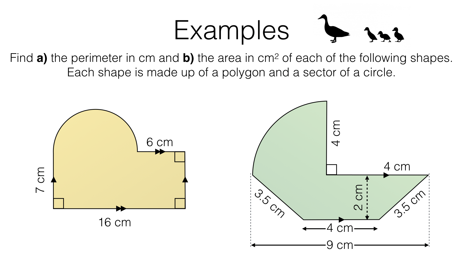 Worksheets Perimeter Of A Shape Unit
