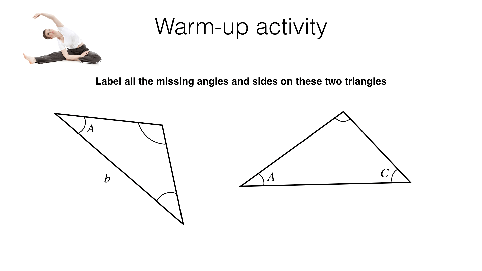 G23a Area Of A Triangle Using Sine Bossmaths