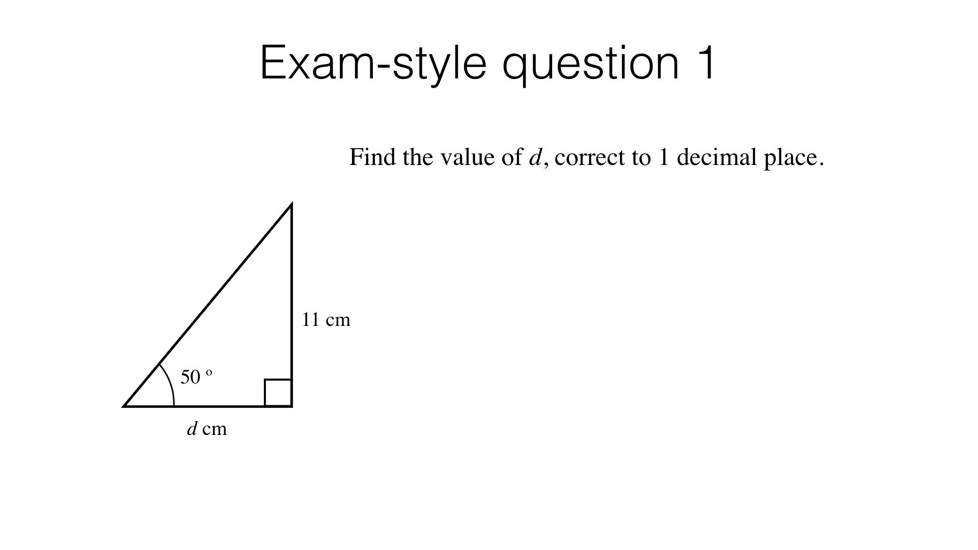 G23b Mixed Problems Using Trigonometric Formulas Bossmaths