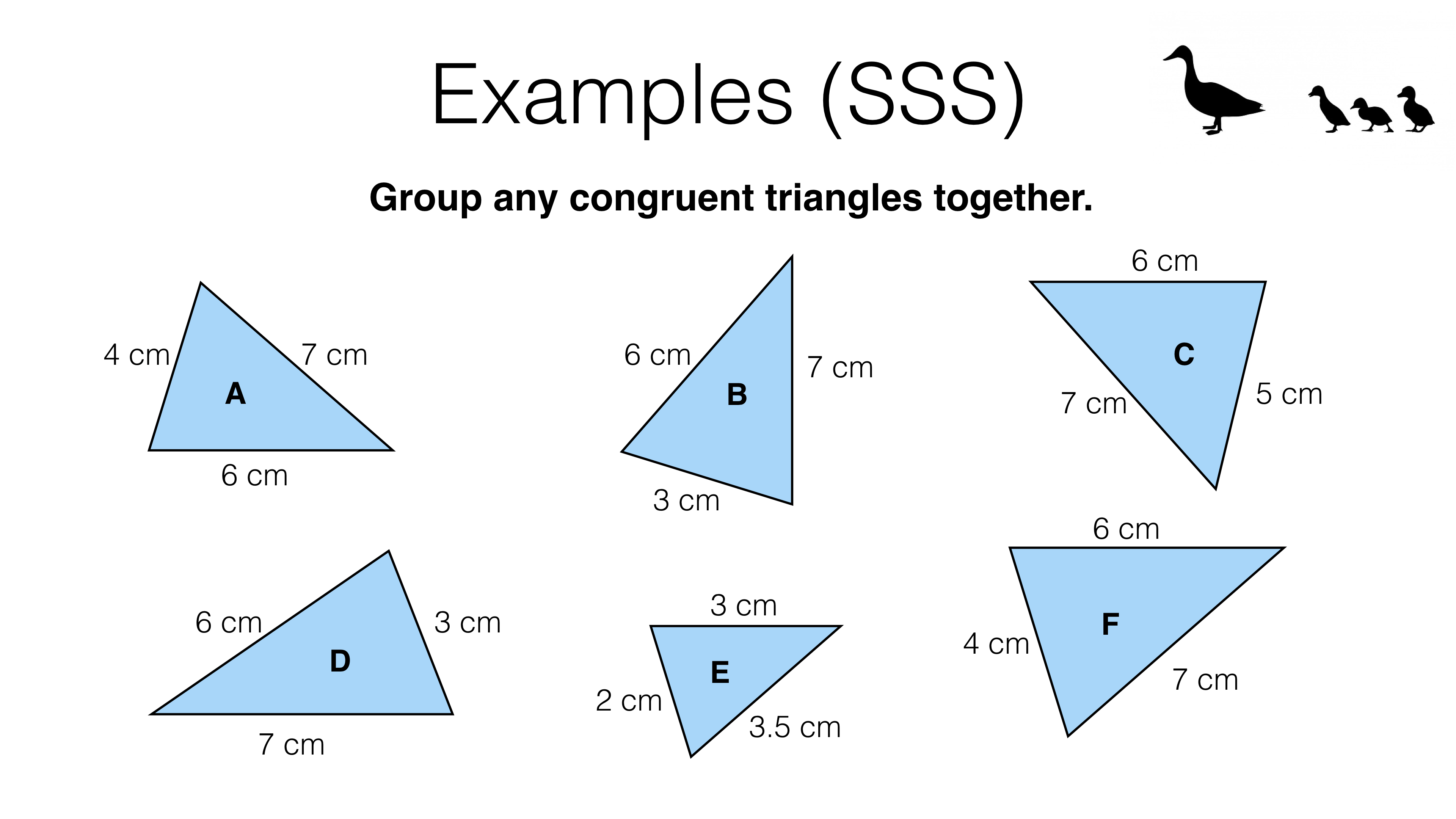 Congruent Triangles Sss And Sas Worksheet Answers