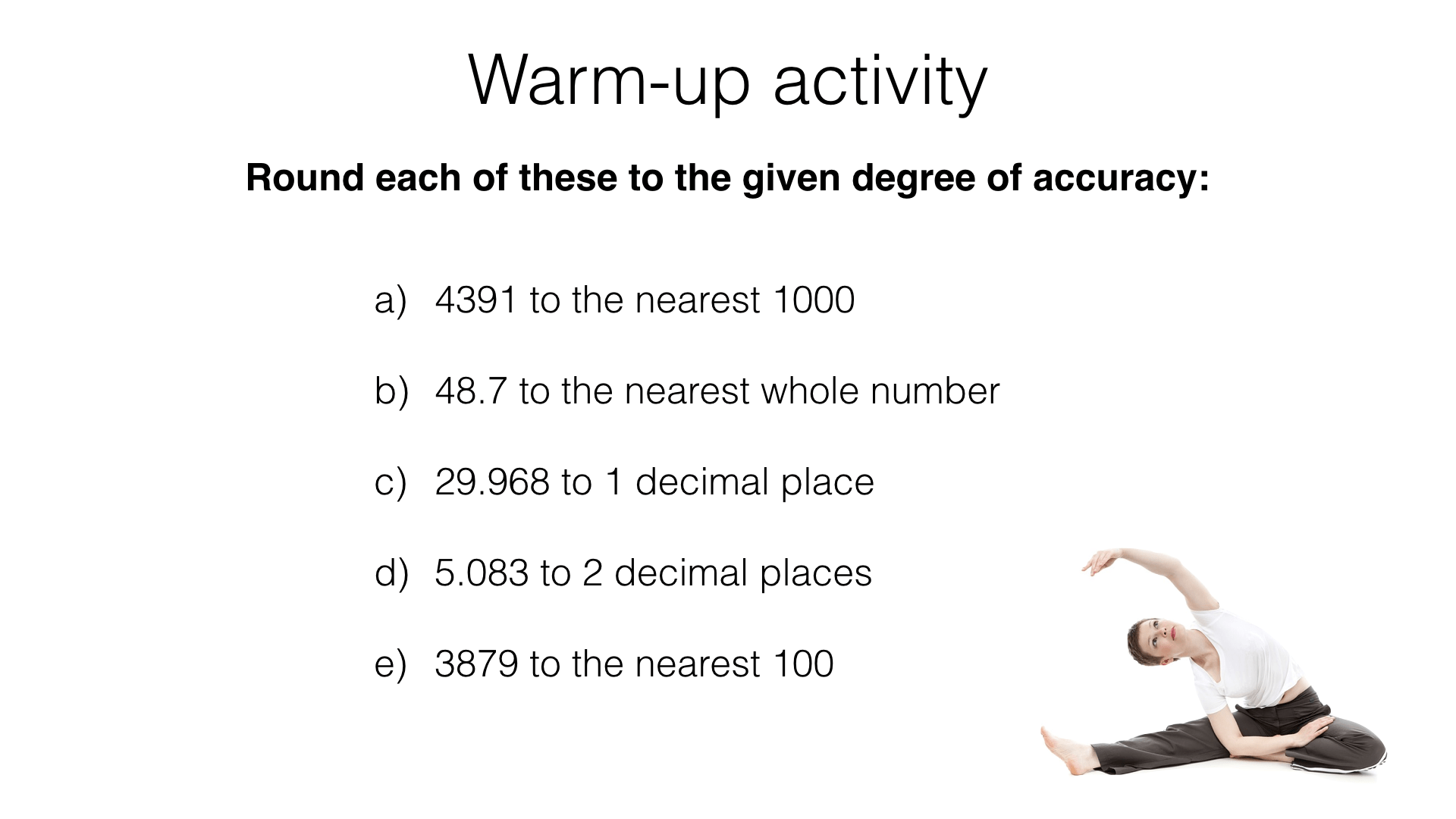 Worksheet On Limits Of Accuracy