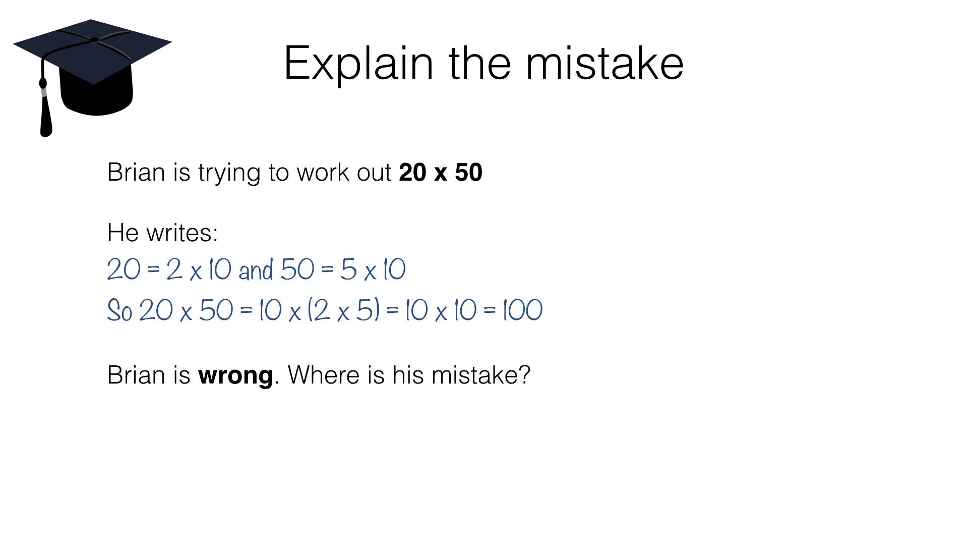 N2b Multiplying Positive Integers Bossmaths