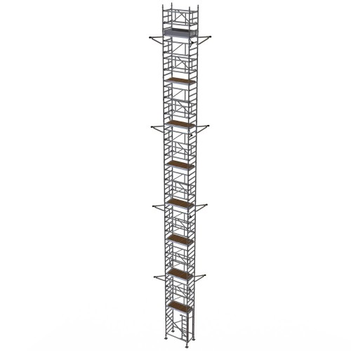 Boss Liftshaft camlock 700 x 1.3 x 20m platform height