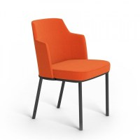 Remix Side Chair - BOSS Trinidad - Office Supplies