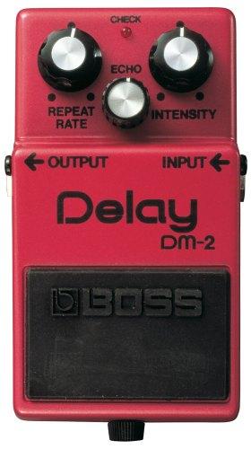 History of BOSS Delay: DM-2