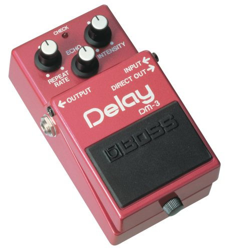 History of BOSS Delay: DM-3