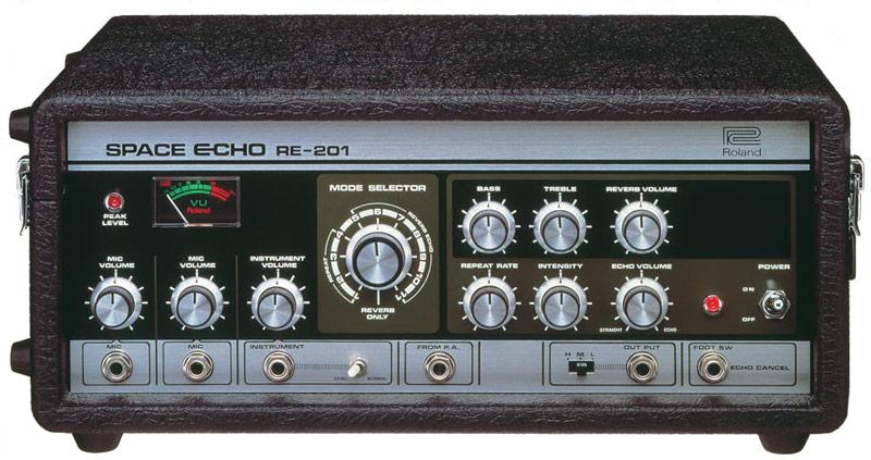 RE-201 Space Echo