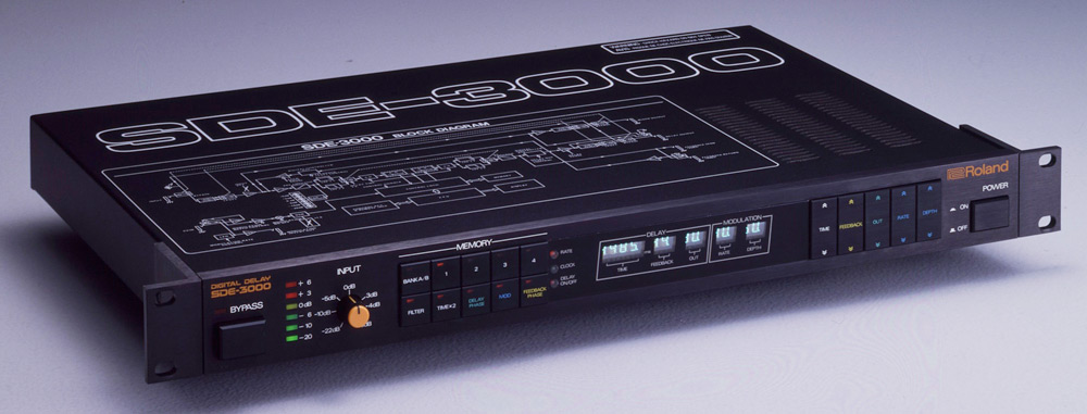 Echoes in Time: The History of BOSS Delay Pedals - BOSS U S