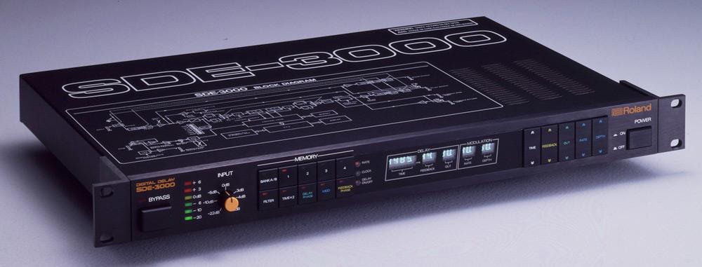 History of BOSS Delay: SDE-3000