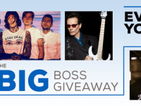 Big BOSS Giveaway 2015