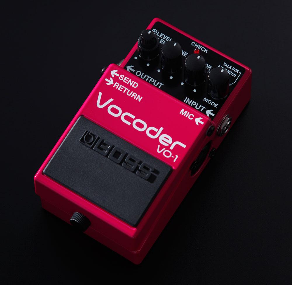 VO-1 Vocoder