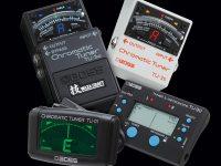 Four New BOSS Tuner Models