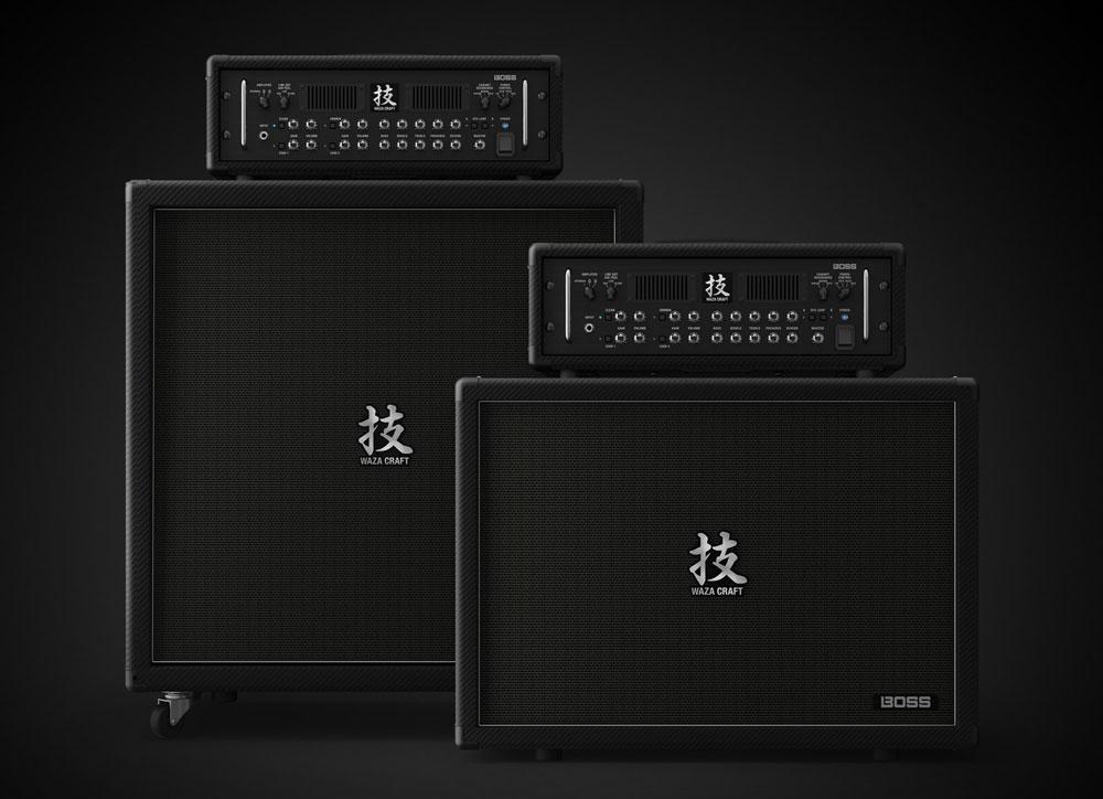 Waza-Amps