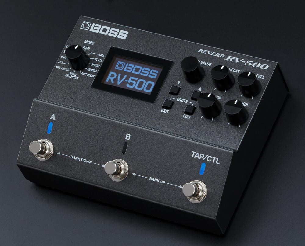 BOSS RV-500 Reverb.
