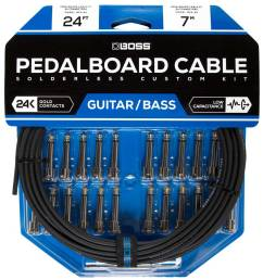 boss pedalboard cable kit line wins best in show [ 1000 x 901 Pixel ]
