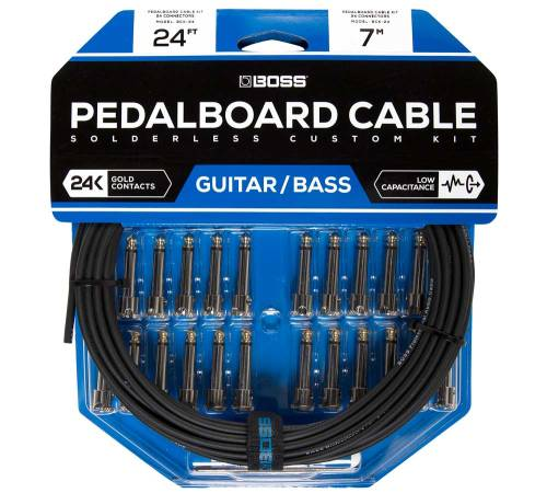 small resolution of boss pedalboard cable kit line wins best in show