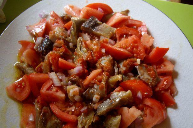 Η σαλάτα, photo: Φιλάρετος Ψημμένος