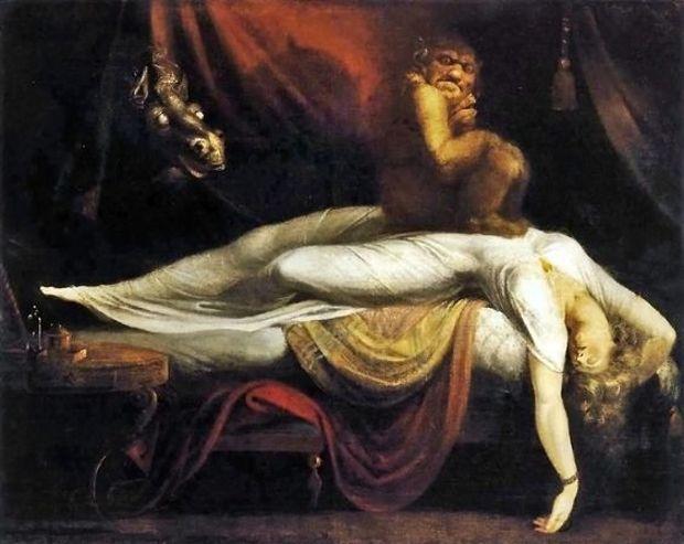 «Ο Εφιάλτης» του Henry Fuseli