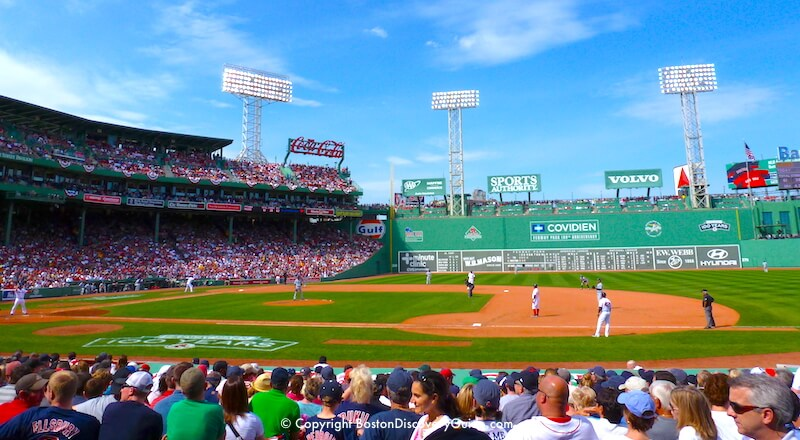 Boston Red Sox Schedule 2018 Fenway Park Home Games