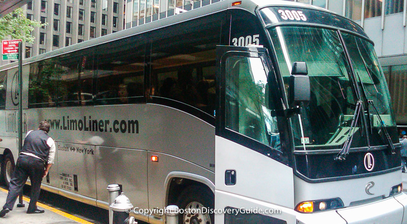 Boston New York Bus  6 Top Choices  Boston Discovery Guide