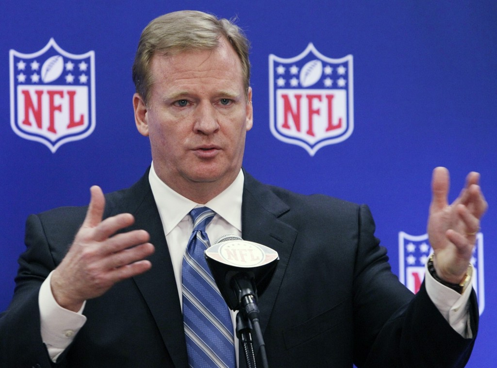 Image result for roger goodell