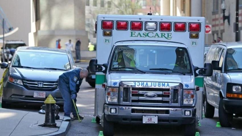 Toddler struck killed by ambulance near Tufts Medical Center