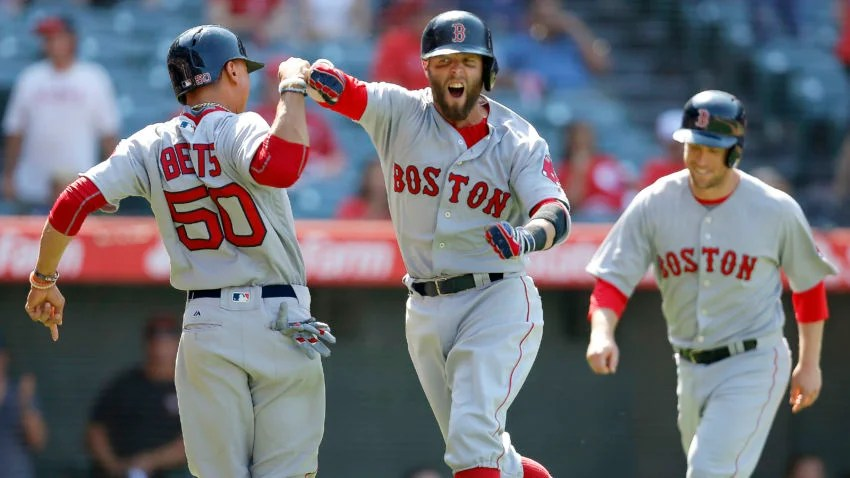 Fall In Vermont Wallpaper 2016 Has Treated Fans To Vintage Dustin Pedroia Boston Com