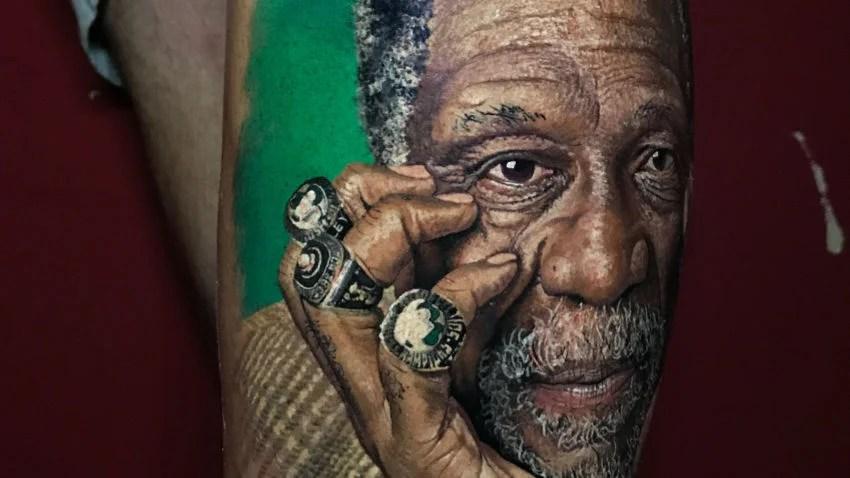 Jason Terry Celtics Tattoo