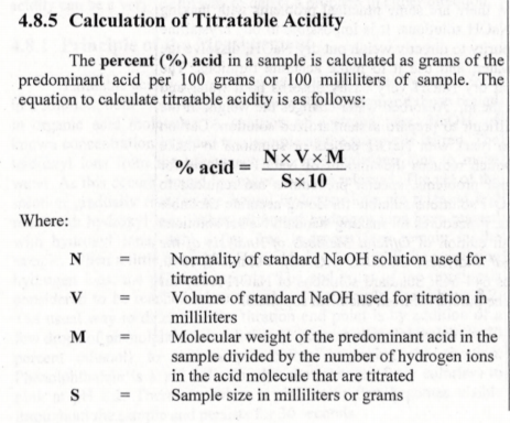 Advanced Acid And Ester Titration Basics – Boston Apothecary