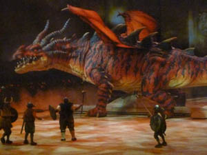 Dreamworks How To Train Your Dragon Live Spectacular