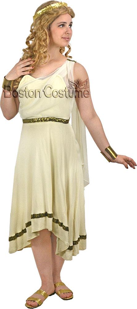 Greco Roman Woman Costume At Boston Costume