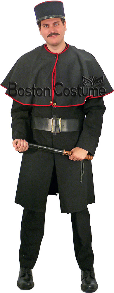 French Gendarme Costume At Boston Costume