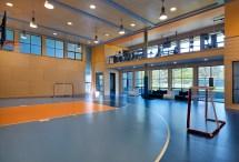 Indoor Basketball Court Designs