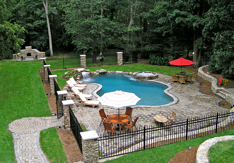 Aquascape Pool Designs