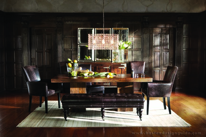 arhaus kitchen table appliance suite