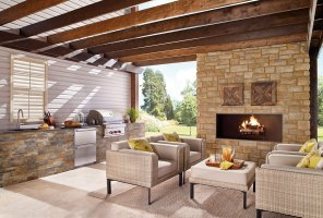 Sizzling Outdoor Kitchen Designs and Pro Tips   Boston ...