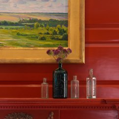 Red Kitchen Appliances Summit All In One Fine Paints Of Europe