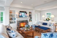 A Cape Cod Shingle Style Home Turns on the Charm