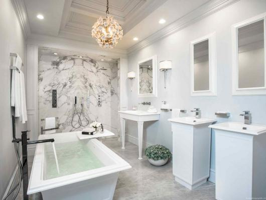 High End Custom Kitchen And Bath Home Design