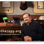 Humorous Approaches to Getting Men to Deal with Serious Mental Health Issues: Man Therapy
