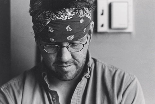 Portrait of David Foster Wallace