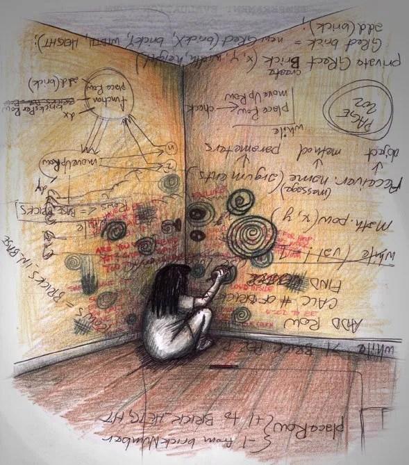 Common perception of mental illness