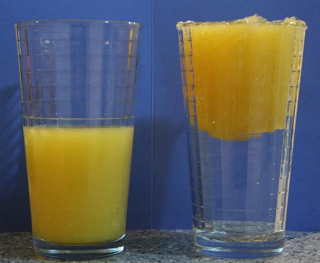 aradox of glass half full